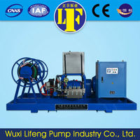 hull cleaning equipment
