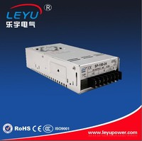 CE RoHS Yueqing SP-150-5 power supply with PFC function psu