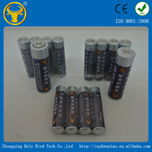Original Primary Cell AA/AAA R6p/R03p Pvc Battery For Distributor