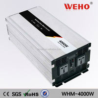 Discount high quality 4000w 220v 24v inverter solar panel
