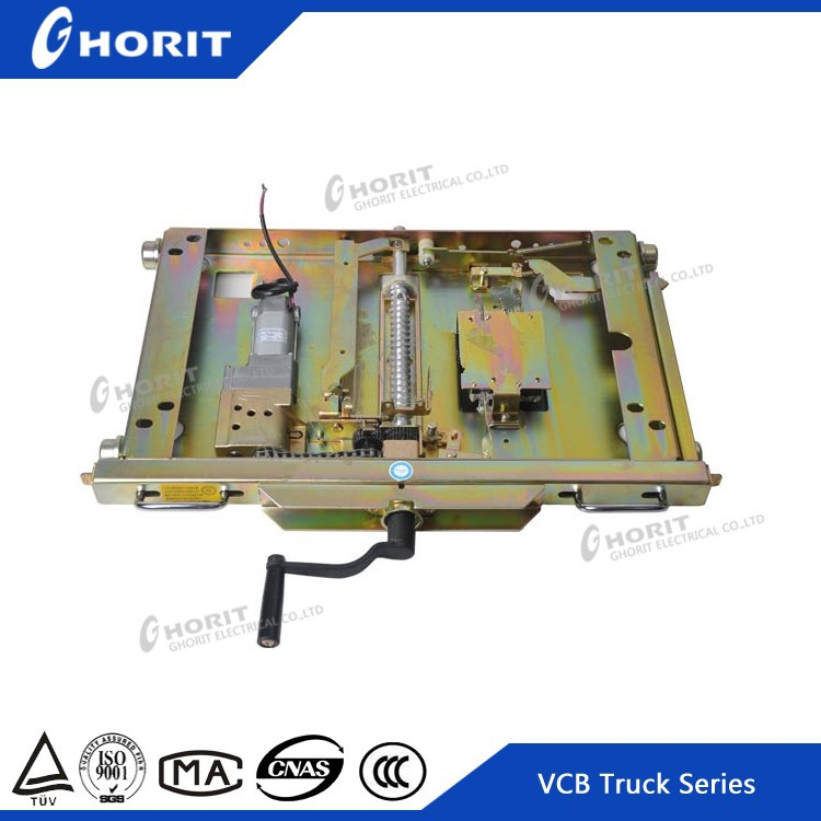 moving mechanism for VCB 650mm width truck of vcb chassis