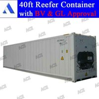 40ft refrigerator container reefer container