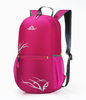 Wholesale trip bags waterproof teenager fashion simple sports backpacks foldable bags