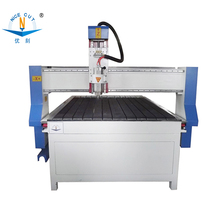 NC-B1212 router cnc 1212 4 axis cnc router for PCB/pvc/aluminum/wood