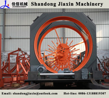 Cast-in-situ bored pile rebar cage welding machine, rebar cage forming machine