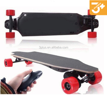High quality electric skateboard with wireless remote control electric skateboard for sale
