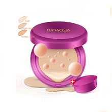 OEM/ODM BIOAQUA air cushion CC cream for skin care Concealer Smooth Moisturizing Compact Foundation makeup with CC cream