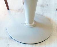 Custom Made metal dining table bases