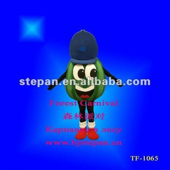 TF-1065 Watermelon Fruit Mascot Costume