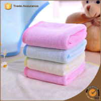 100 Bamboo Small Face Towel Personalized, Plain Dyed Hand Towel