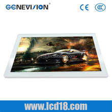 32 inch interactive multi touch screen vertical touch screen with play game