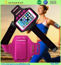 OEM/ODM Sports Armband for iPhone 6 6S Case, Premium Running Sports Armband Key Holder