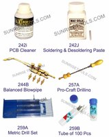 Soldering & Deoldering Paste, Pro-Craft Drilling, Jewelry Tools