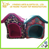 China supply Dog Plush pets house sitting standing cushion stuffed soft toys