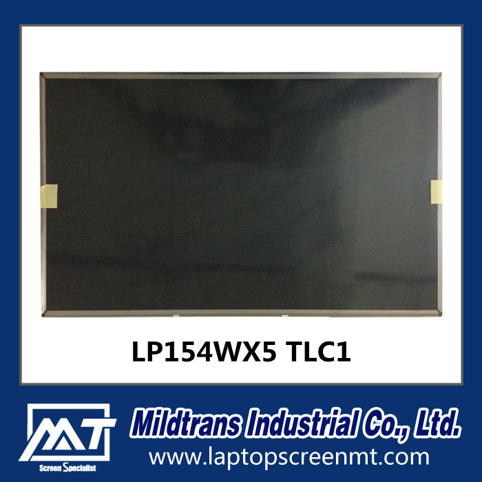 Laptop screen 15.4 led/ccfl LP154WX5 TLC1 lcd laptop screen spare part