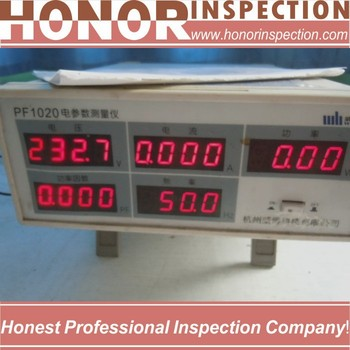 The most trusted inspection service zhejiang