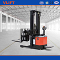 1.2 Ton Scissor Type Electric Reach Stacker lifting height 5500mm