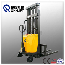 1.0T Semi-electric Stacker Battery power Stacker With CE/ TUV