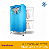hot!!! electric portable mini clothes dryer gw-60