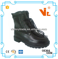 Hot Sale New Production V-ARMY-030 Genuine Leather Military Boots