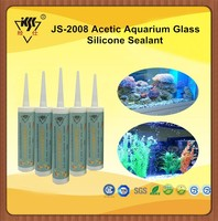 Free Sample No Corrosion Fish Tank Glue Silicone Sealant