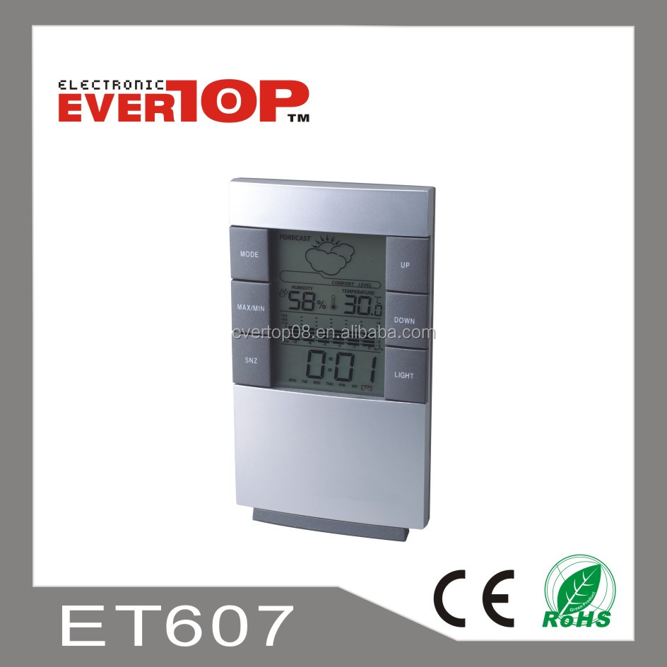 GOOD GOOD SALES PROMOTIONAL DIGITAL TABLE CLOCK WITH BACKLIGHT ET607