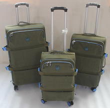 Trolley bag suitcase carry on travel luggage sets cheap toto wheel bag buiness bag