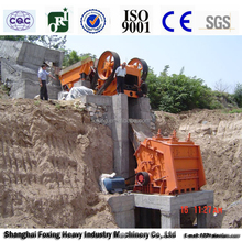Mining impact crusher wear liner plate machine impact crusher for industrial limestone