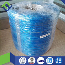 Blue 3mm uhmwpe synthetic paraglider winch rope for sale