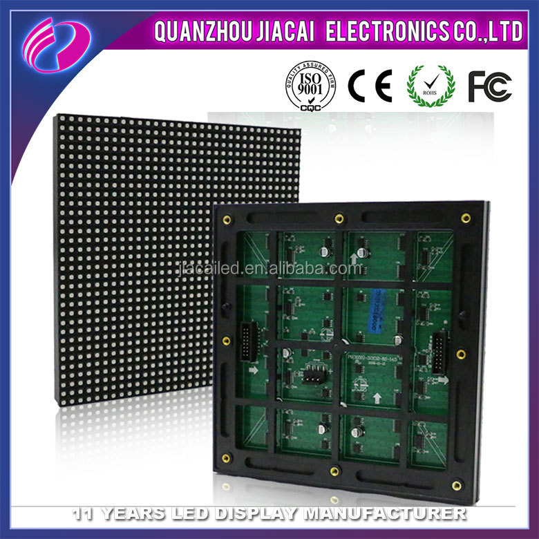 Floor standing electronic display screen p6 outdoor smd led module