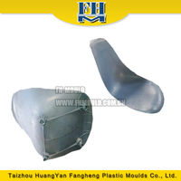 plastic mould for chair with aluminium leg/plastic injection mould