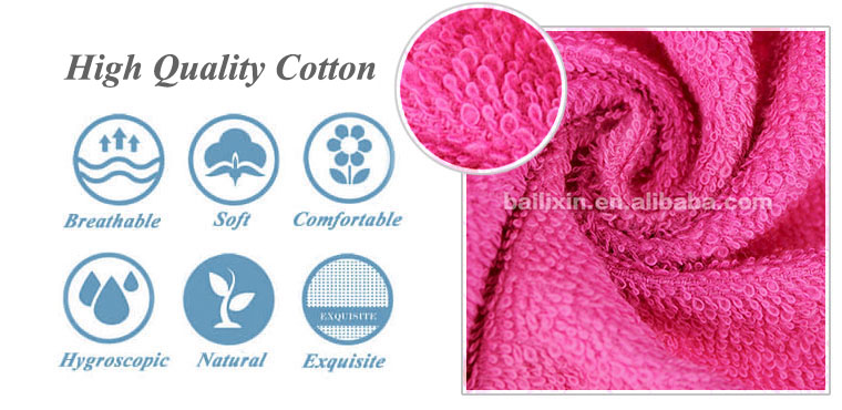 Best Selling Cotton Solid Color Cheap Kitchen Towel