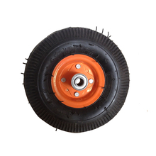 Wholesale small pneumatic rubber wheel 3.50-4 barrow wheel