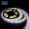 Shenzhen factory lighting 5050 led strip 5 color in 4chips rgbw for home decoration