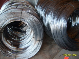 cold drawn high carbon steel wire to make spring