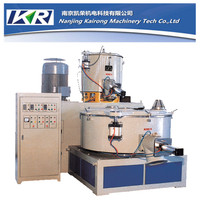 plastic in-line pVC homogenizer High speed compounding mixer