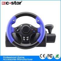 New Factory 7in1 sports game steering wheel for play station 4 PS4/PS3/XBOX 360/XBOX ONE/ANDROID/SWT/PC