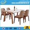 2014 new design Modern wood rustic dining table, wood square dining table, exotic wood dining tables