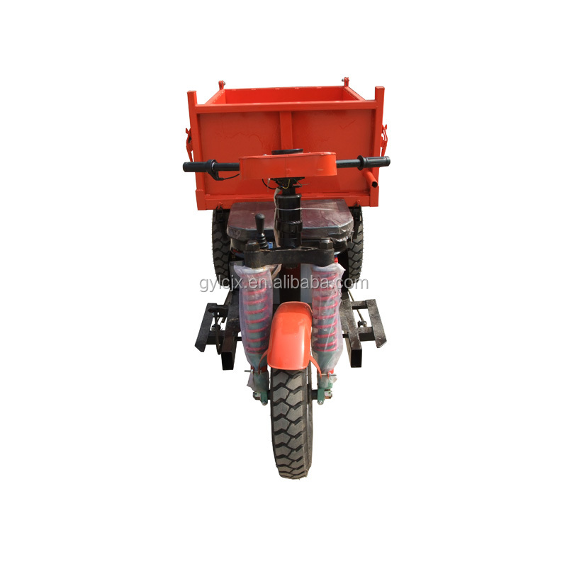 Licheng 2017 Cargo Electric Tricycle Battery Operated Loader