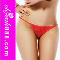 New arrival women sexy g string panty models