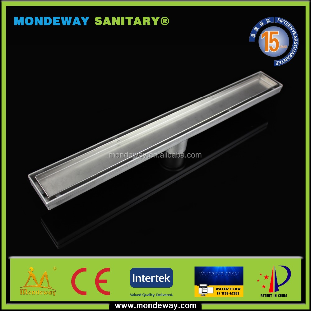 sanitary stainless steel floor drain factory directly pickled
