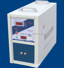 induction heating machine for stress relieving