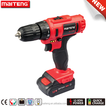 12V cordless electric drill Lithium battery high torque power tools