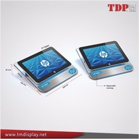 customized acrylic tablet display holder
