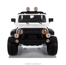 Hot selling baby off-road vehicle electric RC rind on car with double seat high quality toy car