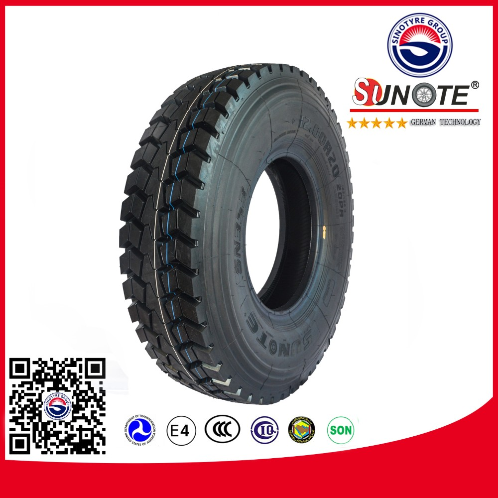 brand tbr tyre radial truck tire 10.00R20 advance tyre truck parts