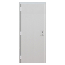 White color Fire Proof Door Exit Fire rated door 2 hours