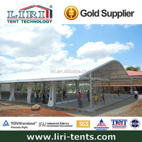 20x55m Arcum Big event party wedding tent for church hall, music concert & exhibition