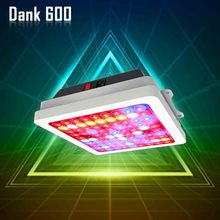 Best cheap wholesale LuminiGrow Dank 600 full spectrum led grow light for indoor plant growth