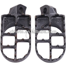 Footpegs Footrest For Kawasaki KDX250 KX125 KX250 1991-1996 1992 1993 1994 1995